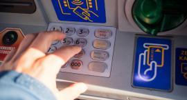 Uważaj na kody QR, które widać na bankomatach.