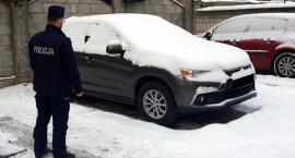 Skradziony samochód odnaleziony przez policjantów!