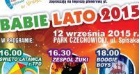 """Impreza """"Babie Lato"""" wydarzeniem września"""