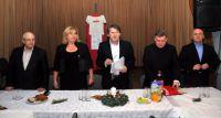 Solidarnościowe świąteczne spotkanie w Ursusie