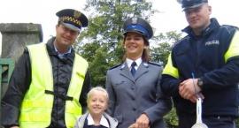 Bezpieczna droga do szkoły razem z policją
