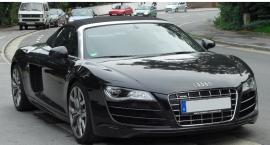 Audi nie ma szczęścia w Ursusie!