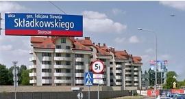 Kierowcy mają problem: ulice Starodęby i Sławoja Składkowskiego będą zamknięte do 21 listopada