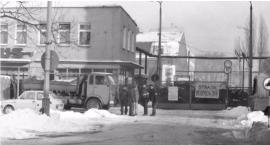 W Ursusie po 13 grudnia 1981 nastąpił 16 - pacyfikacja