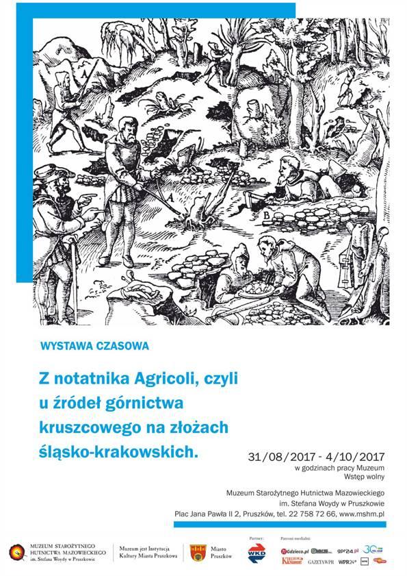 Aktualności_, notatnika Agricoli czyli źródeł górnictwa kruszcowego złożach śląsko krakowskich - zdjęcie, fotografia