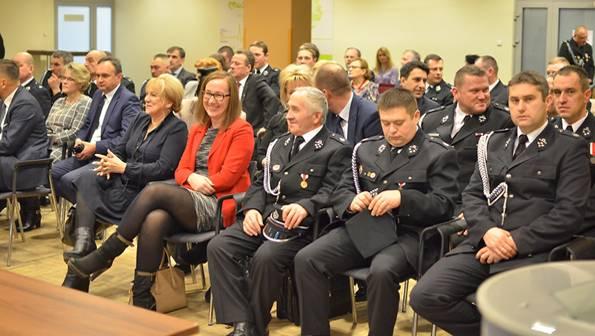 pożary straży pożarnej, Ponad Ochotniczych Straży Pożarnych Mazowszu - zdjęcie, fotografia