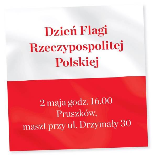 Aktualności_, Obchody Flagi Rzeczypospolitej Polskiej Powiecie Pruszkowskim - zdjęcie, fotografia