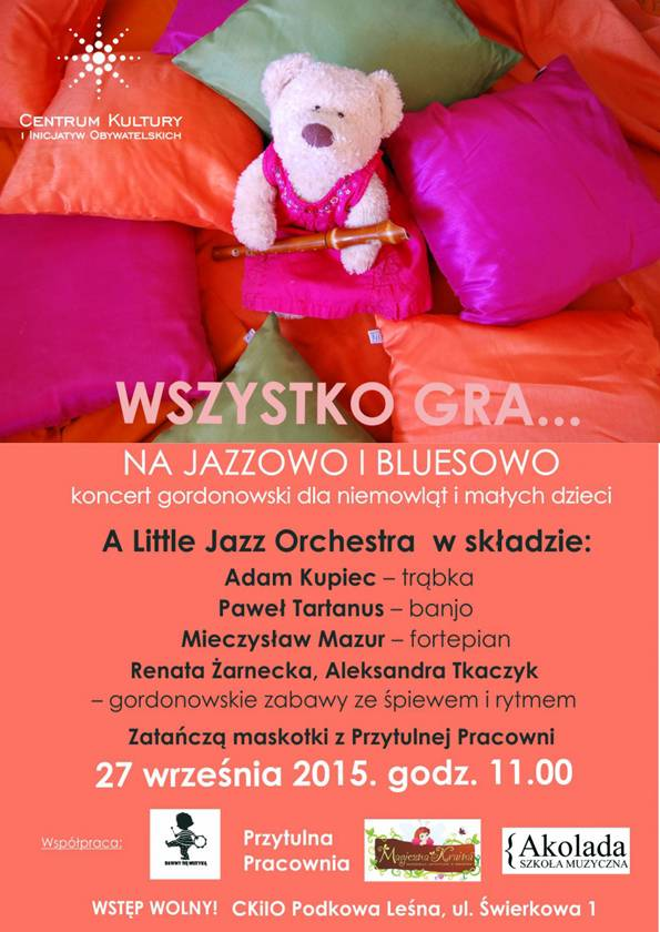Aktualności_, Wszystko bluesowo jazzowo - zdjęcie, fotografia