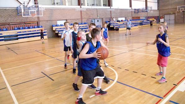 Aktualności_, Podkowa Leśna stawia koszykówkę - zdjęcie, fotografia
