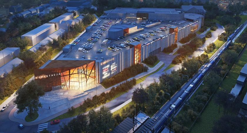 inwestycje, Stacja Pruszków - zdjęcie, fotografia