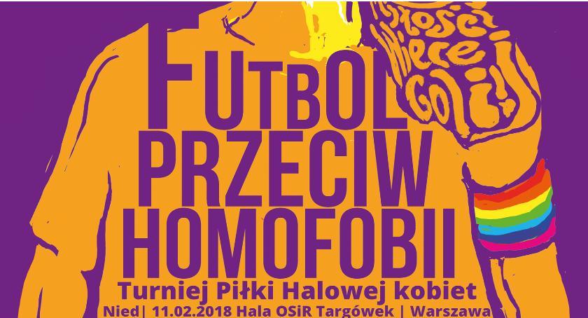 piłka nożna, Turniej FUTBOL PRZECIW HOMOFOBII Warszawie - zdjęcie, fotografia