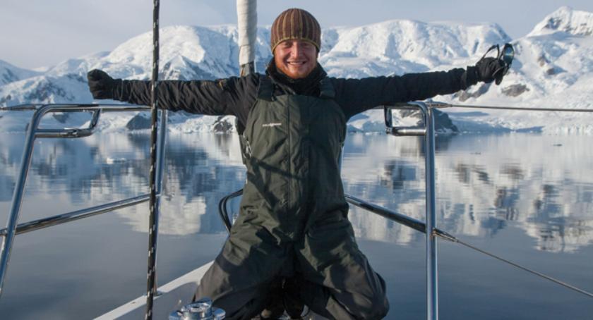 rozrywka, Spotkanie Piotrem Horzela Antarktyka - zdjęcie, fotografia