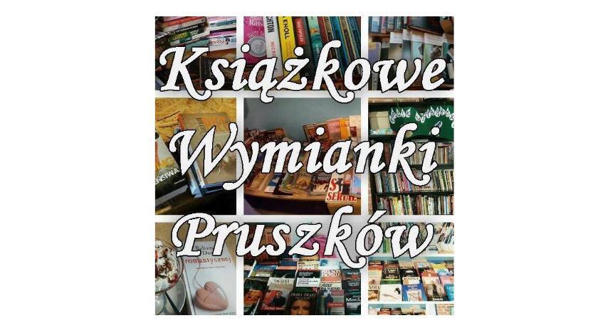 akcje charytatywne , Marcowa wymiana książek Pruszkowie - zdjęcie, fotografia