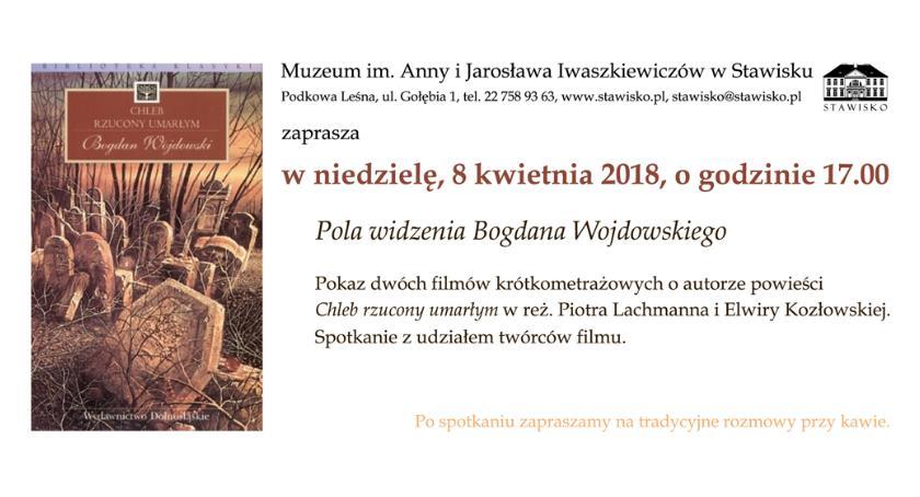 film i kino , Muzeum Jarosława Iwaszkiewiczów Stawisku zaprasza - zdjęcie, fotografia