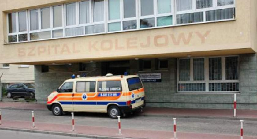 inwestycje, Ponad szpitala kolejowego Pruszkowie - zdjęcie, fotografia