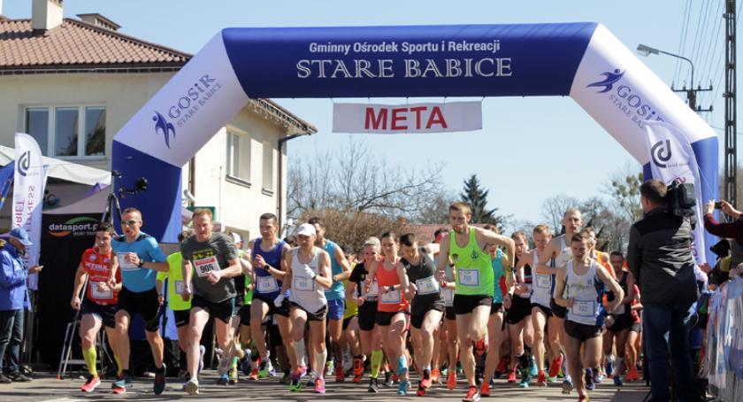 biegi, Rekord frekwencji rekord trasy Dziesiątce Babickiej! - zdjęcie, fotografia
