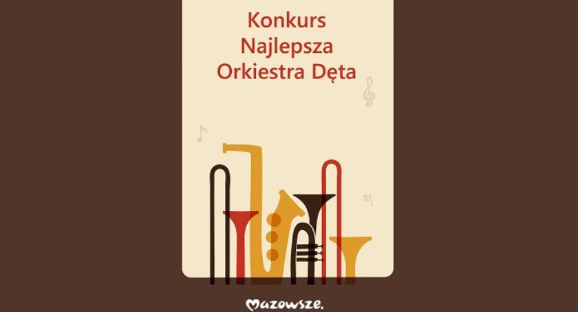konkursy plebiscyty, Najlepsza Orkiestra Dęta Mazowszu Poszukiwana - zdjęcie, fotografia