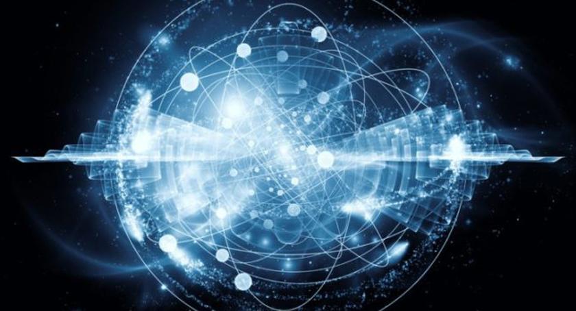 publicystyka, Kilka słów fizyce kwantowej - zdjęcie, fotografia