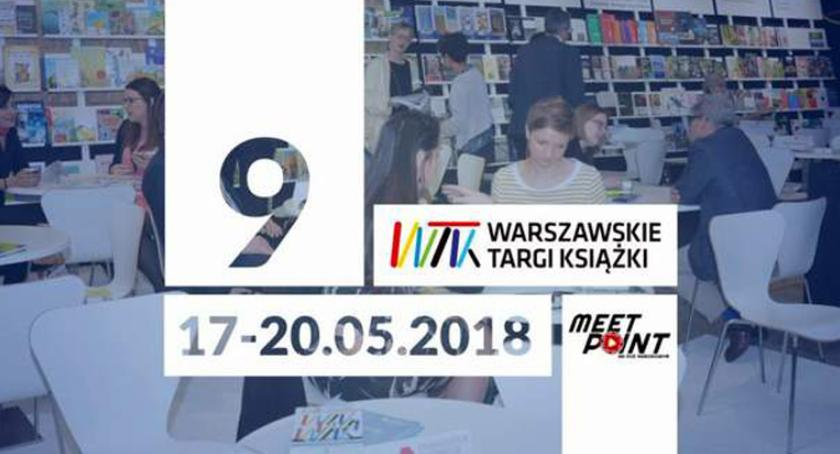 wystawy, WARSZAWSKIE TARGI KSIĄŻKI - zdjęcie, fotografia