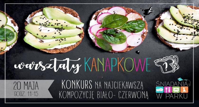 akcje charytatywne , Śniadania Parku Kościuszki Pruszkowie - zdjęcie, fotografia