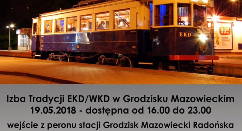 wystawy, Zwiedź Izbę Pamięci EKD/WKD Muzeów - zdjęcie, fotografia