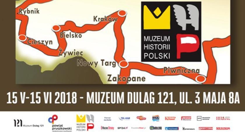 """edukacja, Wystawa Muzeum Dulag dookoła Polski…"""" - zdjęcie, fotografia"""