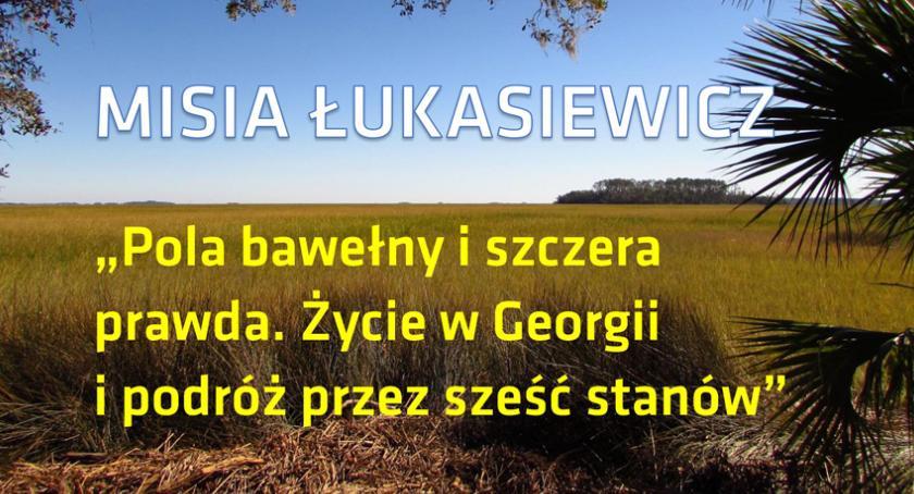 wystawy, BAWEŁNY SZCZERA PRAWDA… spotkanie Misią Łukasiewicz - zdjęcie, fotografia