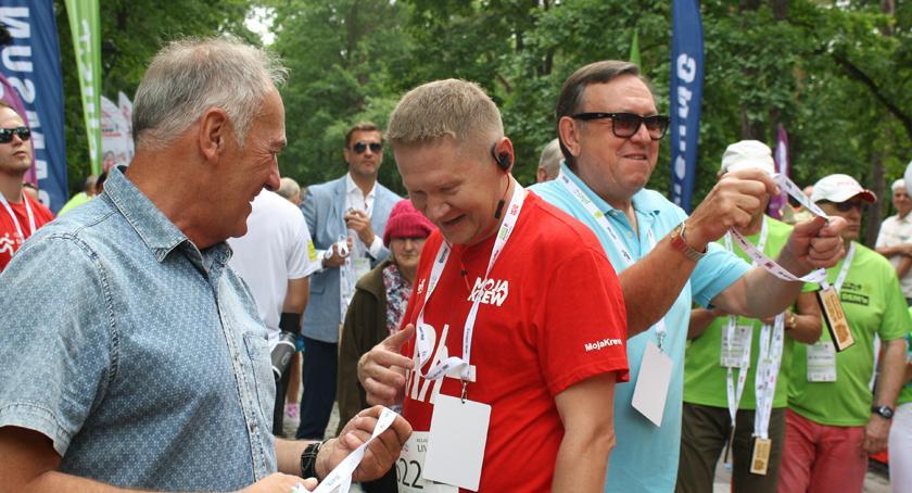 biegi, Festiwal Biegowy Piotra Nurowskiego Konstancinie Jeziornie - zdjęcie, fotografia