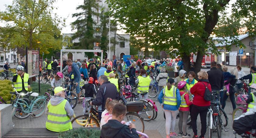 kolarstwo, Sezon rowery rozpoczęty gminie Brwinów - zdjęcie, fotografia