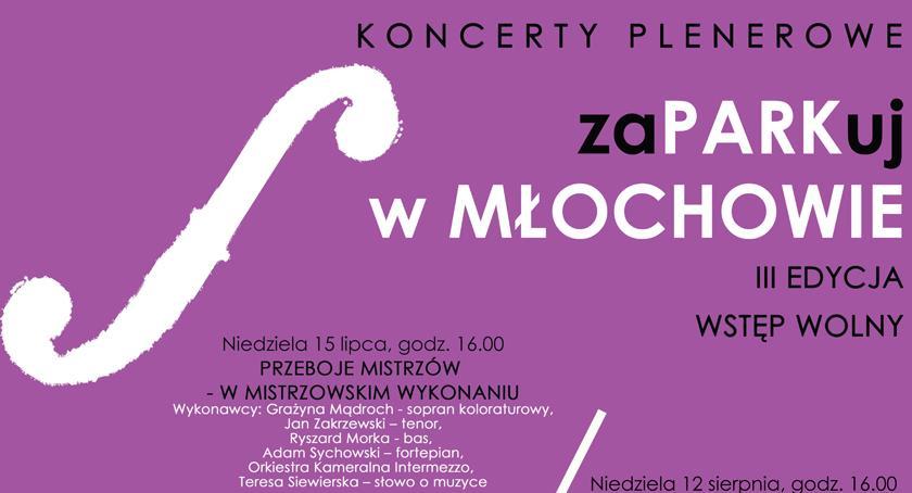 koncerty, Nadarzyński Ośrodek Kultury zaprasza edycję koncertów plenerowych - zdjęcie, fotografia
