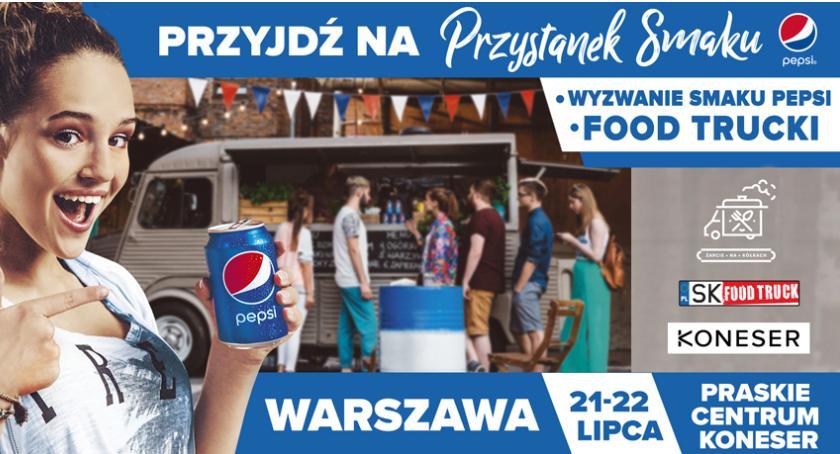 rozrywka, Przystanek Smaku Warszawie przekonaj smakuje - zdjęcie, fotografia