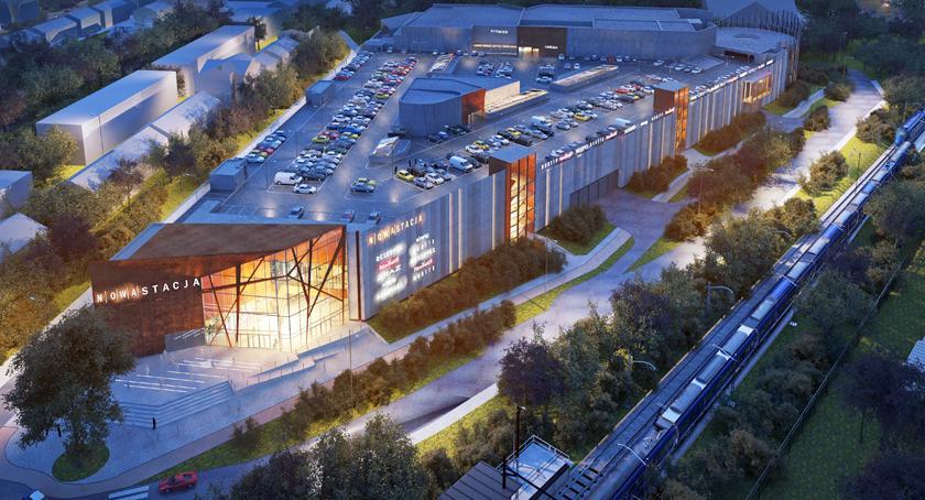 inwestycje, Stacja Pruszkowie wzbogaci nową markę - zdjęcie, fotografia
