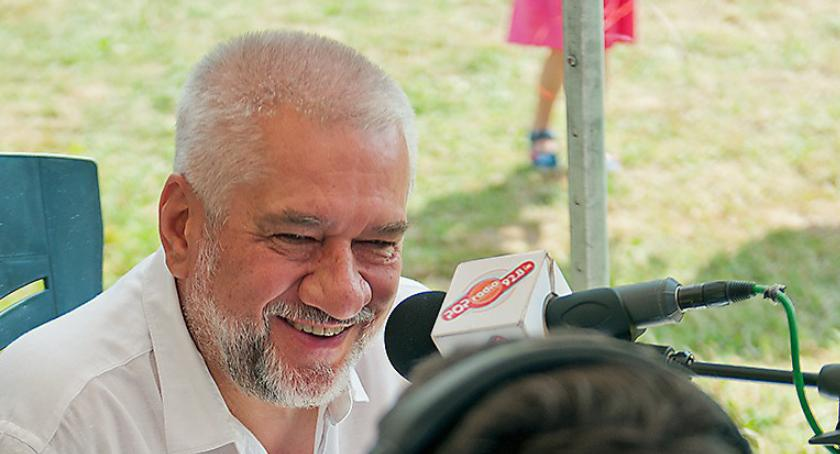 urzędy i administracja , Wywiad wójta Krzysztofa Grabki - zdjęcie, fotografia