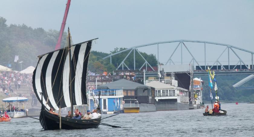 akcje charytatywne , Pomysł Wisłę Festiwal rzeki Wisły - zdjęcie, fotografia