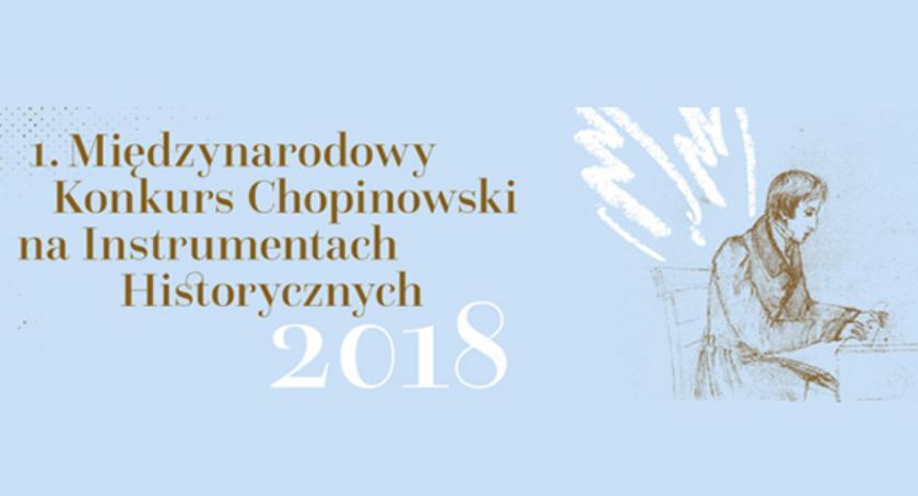 koncerty, Międzynarodowy Konkurs Chopinowski Instrumentach Historycznych - zdjęcie, fotografia