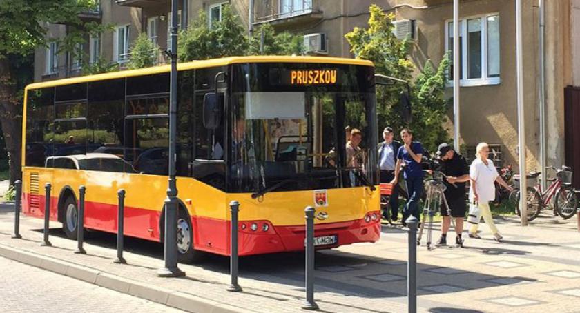 komunikacja, Europejski Dzień Zrównoważonego Transportu Pruszkowie - zdjęcie, fotografia