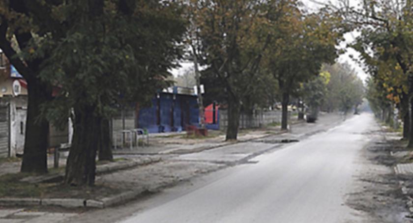 inwestycje, Przebudowa Pruszkowskiej - zdjęcie, fotografia