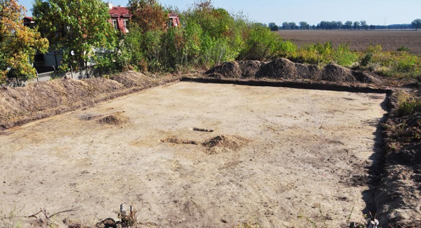 urzędy i administracja , Badania terenu związane budową torów rowerowych pumptrack - zdjęcie, fotografia