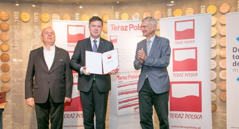 urzędy i administracja , Teraz Polska Brwinowa - zdjęcie, fotografia