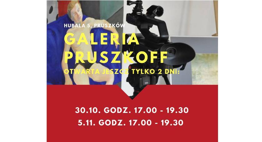 wystawy, Pruszkoff - zdjęcie, fotografia
