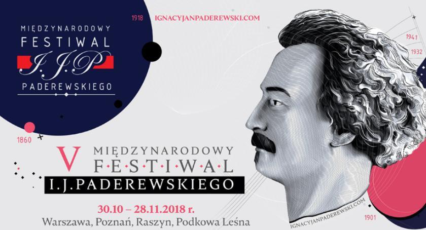 koncerty, Międzynarodowy Festiwal Paderewskiego - zdjęcie, fotografia
