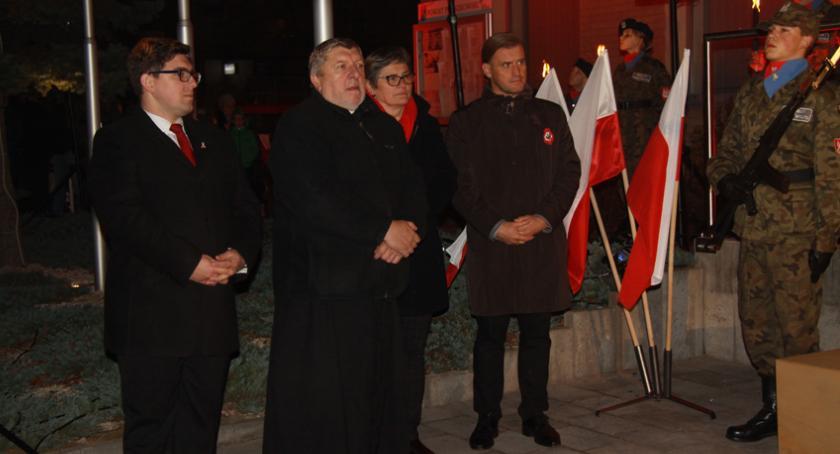 święta kościelne i państwowe , lecie odzyskania Niepodległości obchody powiecie pruszkowskim - zdjęcie, fotografia