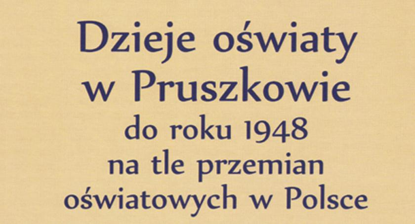 historia, Nowości wydawnicze Książnicy Pruszkowskiej - zdjęcie, fotografia