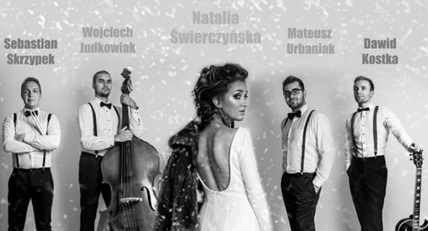 koncerty, Koncert WINTER SONGS FRANK SINATRA Pruszkowie - zdjęcie, fotografia
