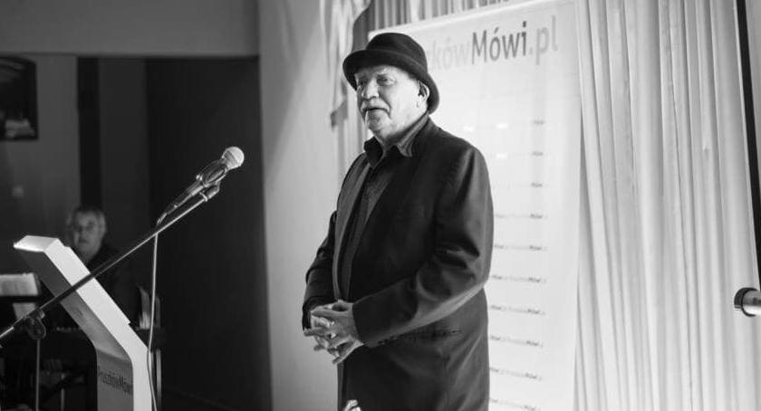 Aktualności_, Zmarł Jerzy Fijałkowski - zdjęcie, fotografia