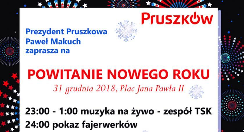 święta kościelne i państwowe , Powitanie Nowego Koncert Noworoczny Pruszkowie - zdjęcie, fotografia