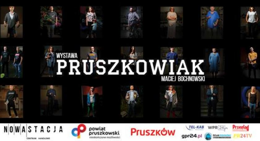 wystawy, Projekt Pruszkowiak doczekał wernisażu! - zdjęcie, fotografia