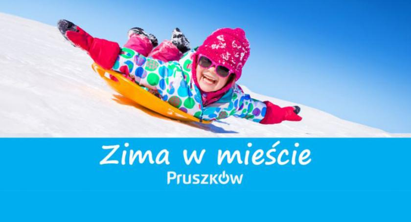 """rozrywka, Pruszków Akcja """"Zima mieście 2019"""" - zdjęcie, fotografia"""