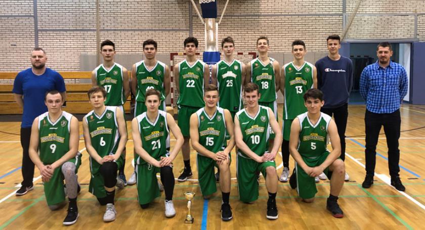 koszykówka, Juniorzy starsi Pruszków awansowali turnieju finałowego Mistrzostw Polski - zdjęcie, fotografia