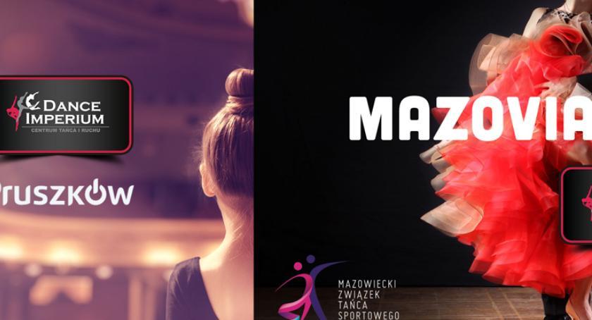 """konkursy plebiscyty, Ogólnopolski Festiwal Tańca """"Mazovia Puchar Prezydenta Miasta Pruszkowa - zdjęcie, fotografia"""
